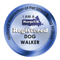 NARPS registered dog walker